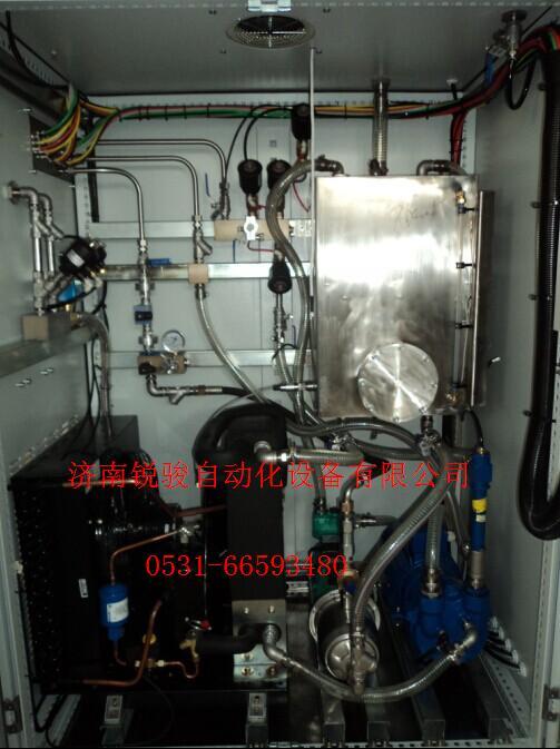 三相真空泵和正压表接线图