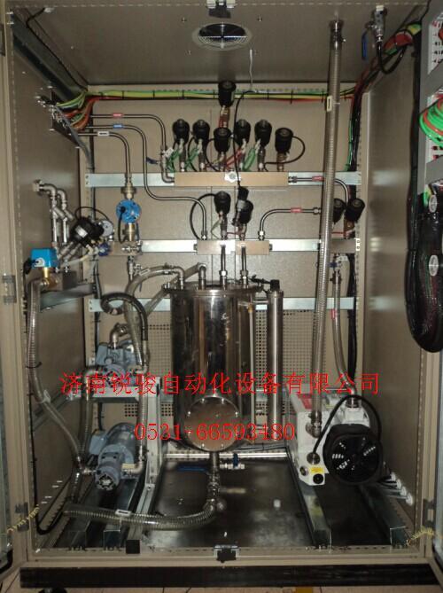 plc控制真空泵电路图